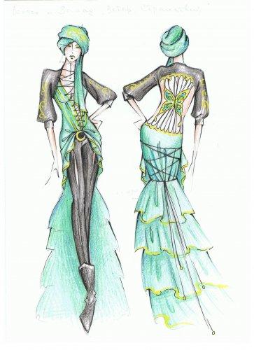 Дизайн одежды дизайн одежды